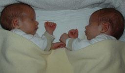 Zwillinge kennenlernen